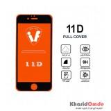 محافظ گلس صفحه نمایش 11D مناسب برای گوشی XS بدون پک