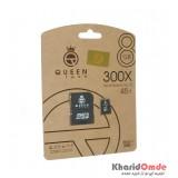 رم موبایل QueenTech 8GB MicroCD 300X 45MB/S