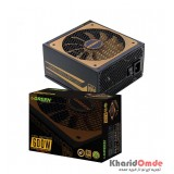 پاور کیس GREEN مدل +GP600B-HP