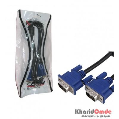 کابل VGA طول 1.5 متر KNET