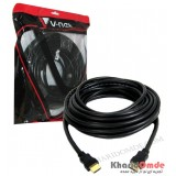 کابل HDMI 1.4 3D طول 1.5 متر V-NET