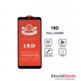 گلس 19D مناسب برای گوشی Samsung A6 Plus بدون پک