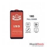 گلس 19D مناسب برای گوشی Samsung A6 بدون پک