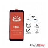 گلس 19D مناسب برای گوشی Samsung J4 Plus بدون پک