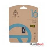 فلش Queen Tech مدل Angle 16GB