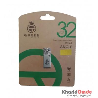 فلش Queen Tech مدل Angle 32GB