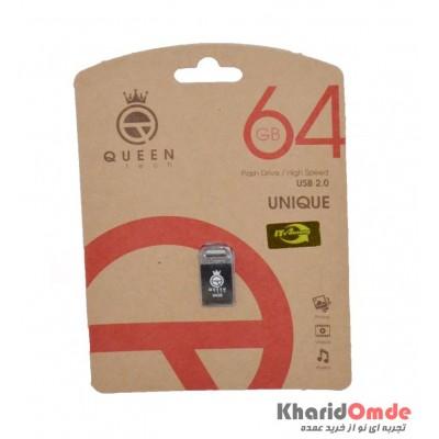 فلش Queen Tech مدل Unique 64GB