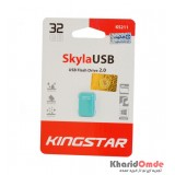 فلش KingStar مدل 32GB Skyla USB 2.0 KS211