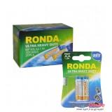 باتری قلمی Ronda 1.5V مدل Ultra Heavy Duty