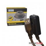 کابل افزایش طول USB برددار طول 10 متر