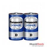باتری سایز بزرگ Panasonic مدل HYPER