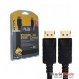 کابل Display Port 4K طول 1.8 متر KNET Plus مدل KP-C2102