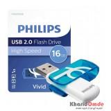 فلش PHILIPS مدل Vivid 16GB