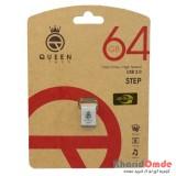 فلش Queen Tech مدل STEP 64GB