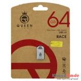فلش Queen Tech مدل RACE 64GB