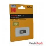 فلش KODAK مدل 64GB Mini Metal K903 USB 3.1