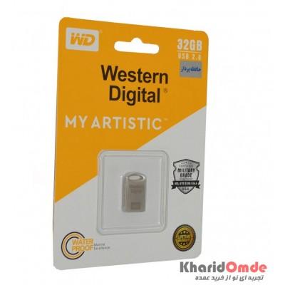 فلش Western Digital مدل 32GB My Artistic