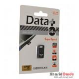 فلش Data Plus مدل 64GB Carbon Black USB 3.1