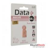 فلش Data Plus مدل 64GB Gift Rose Gold