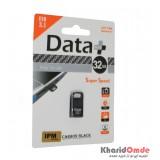 فلش Data Plus مدل 32GB Carbon Black USB 3.1