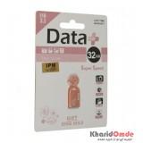 فلش Data Plus مدل 32GB Gift Rose Gold USB 3.1