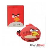هاب 4 پورت USB طرح Angry Birds