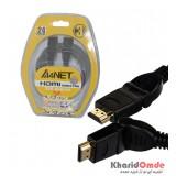 کابل HDMI طول 3 متر A4NET مدل 360 درجه