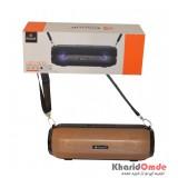 اسپیکر بلوتوث رم و فلش خور Kisonli مدل LED-903