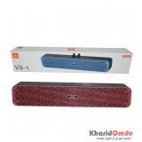 اسپیکر بلوتوث رم و فلش خور Kisonli مدل VS-1
