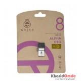 فلش Queen Tech مدل 8GB ALPHA OTG