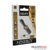 فلش X-Energy مدل 16GB Shiny USB 3.0