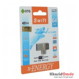 فلش OTG X-Energy مدل 32GB Swift 600X USB 3.0