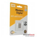 فلش Western Digital مدل 8GB My Artistic