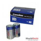 بسته 6 تایی باتری سایز بزرگ Camelion مدل Super Heavy Duty