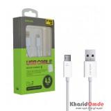 کابل تبدیل USB به ARUN microUSB مدل E12MC-B