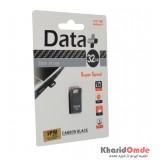 فلش Data Plus مدل 32GB Carbon Black
