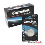 بسته 10 تایی باتری سکه ای Camelion مدل CR2450