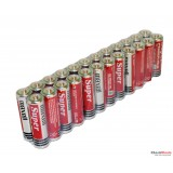 باتری قلمی Maxell مدل Super Power Ace Red بسته 24 عددی