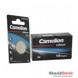 بسته 10 تایی باتری سکه ای Camelion مدل CR2430