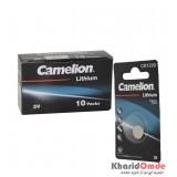 بسته 10 تایی باتری سکه ای Camelion مدل CR1220
