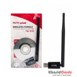 دانگل Wifi شبکه بی سیم آنتن دار TSCO مدل TW 1010 150Mbps