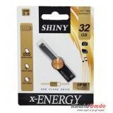فلش X-Energy مدل 32GB Shiny USB 3.0