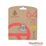 فلش Queen Tech مدل 64GB BETA OTG
