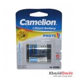 باتری کتابی Camelion مدل 2CR5 6V