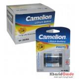 بسته 10 تایی باتری کتابی Camelion مدل 2CR5 6V