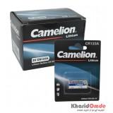بسته 10 تایی باتری Camelion مدل CR123A