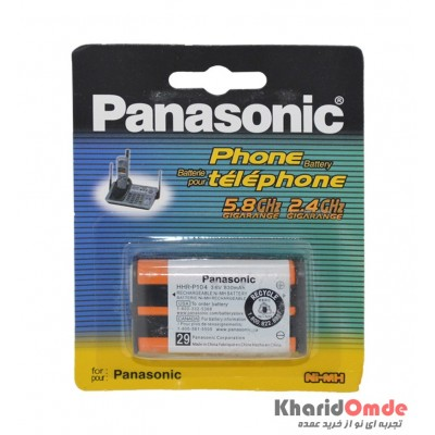 باتری تلفن Panasonic مدل HHR-P104A