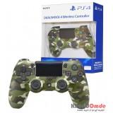 دسته بازی بی سیم PS4 مدل DualShock 4 ارتشی