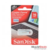 فلش SanDisk مدل 16GB Cruzer Force USB 3.0