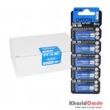 بسته 20 تایی باتری ریموت کنترل ORION مدل Alkaline 27A 12V (کارتی 5 تایی)